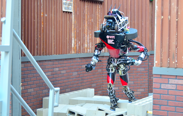 KING.NET - DARPA robotics challenge