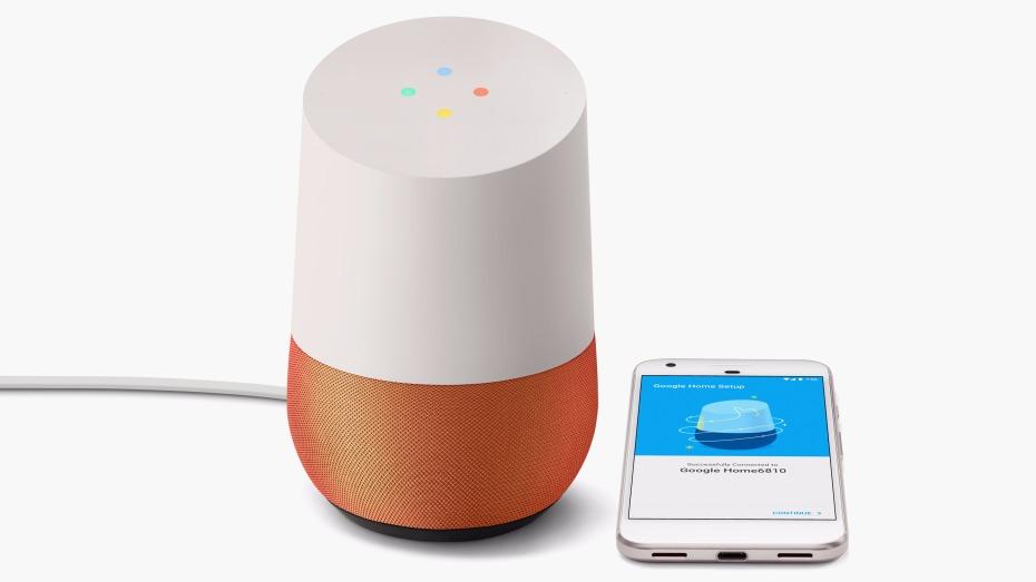 Que.com - Google Home Smart