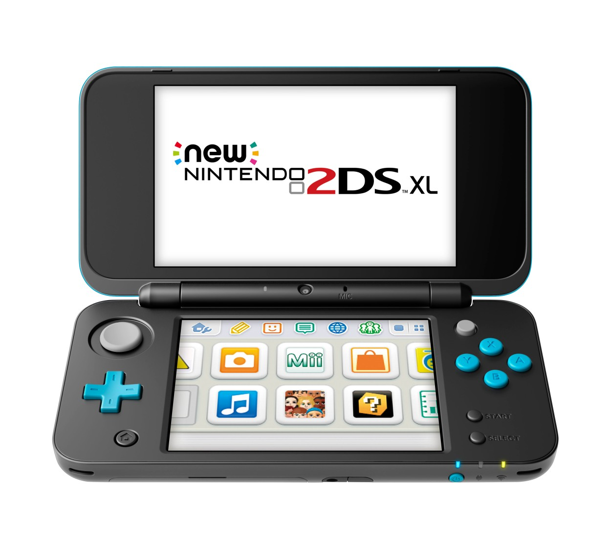 Nintendo's new 2DS XL console